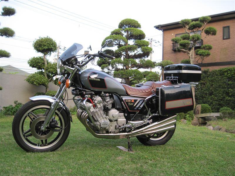 宗吉さんのCBX1000