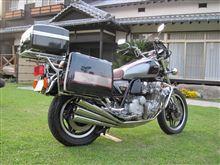 宗吉さんのCBX1000 左サイド画像