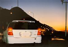 double-Mさんのセフィーロワゴン リア画像