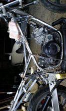 秋田拳さんのRZ350R インテリア画像