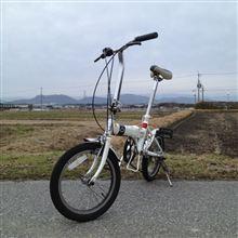 おちゃわんこ(^ω^*U)さんの折畳自転車 メイン画像