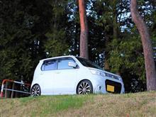 TsuNさんの愛車:スズキ ワゴンRスティングレー