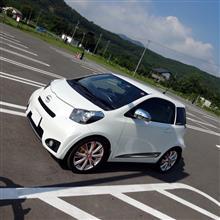 ミャンチさんの愛車:トヨタ iQ