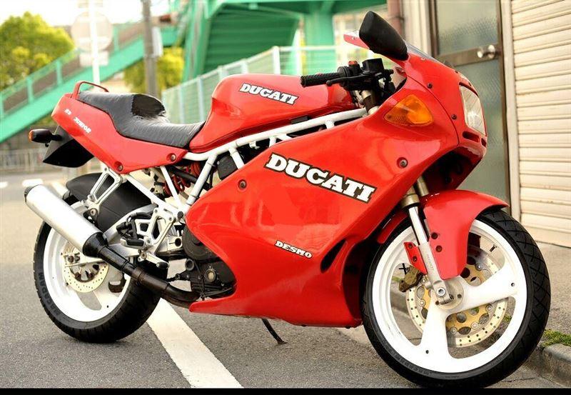 ドゥカティ M400S