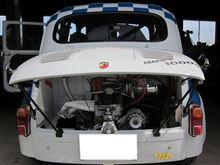 kawa蠍さんのアバルト1000TC リア画像