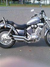 なぎさサンさんのXV Virago 400 (ビラーゴ) メイン画像