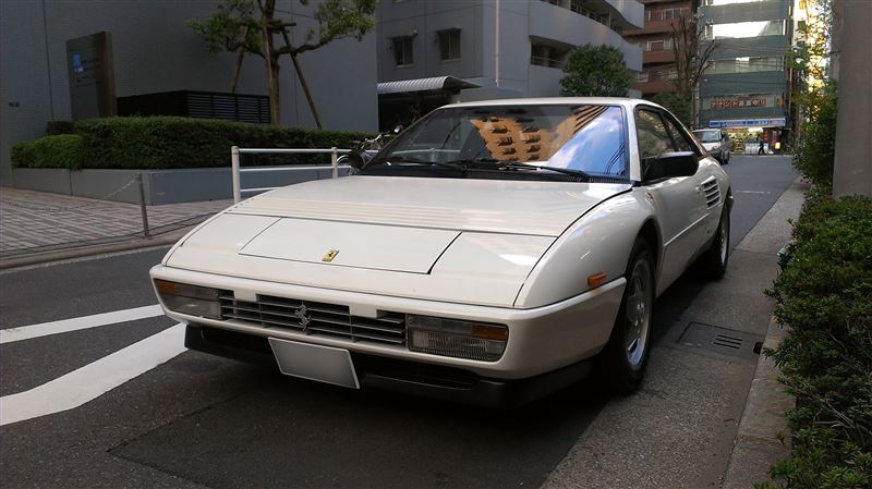 フェラーリ モンディアル