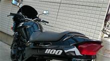 MäkさんのGPZ1100 インテリア画像