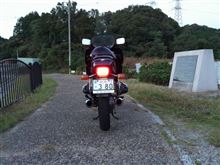 『ラオウ』さんのR100RS リア画像