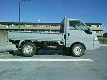 @ターさんのバネットトラック 左サイド画像