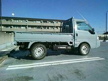 @ターさんのバネットトラック リア画像