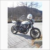 たけーさんのZRX400-II
