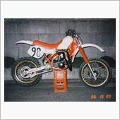 Hage73さんのYZ-125