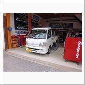 ITODENKI-SERVICEさんのハイゼットトラック
