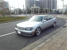 NOBU AUTO SERVICEさんのLS400 リア画像