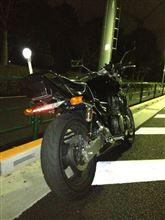RBあべちゃんさんのCB400 SUPER FOUR (スーパーフォア) バージョンR リア画像
