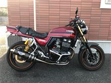 924takeさんのZRX400-II 左サイド画像