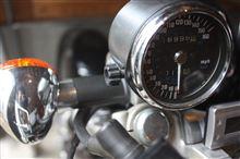 ぴしナビさんのエリミネーター900 インテリア画像