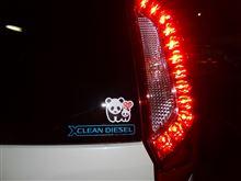 大熊猫(パンダ)さんのX-TRAIL