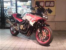 hana彡☆さんのFZ750
