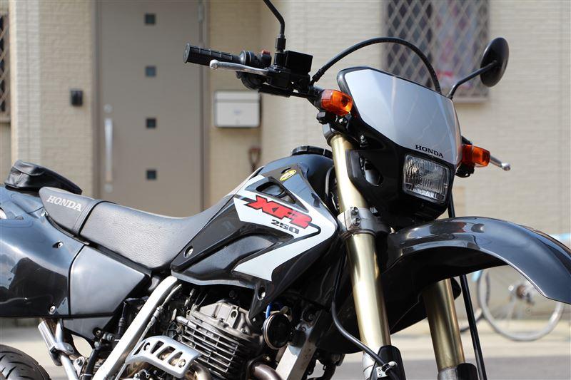 RyugoさんのXR250 モタード