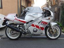 えるうぇいさんのFZR400R 左サイド画像