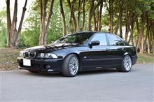 aterさんの愛車:BMW 5シリーズ セダン