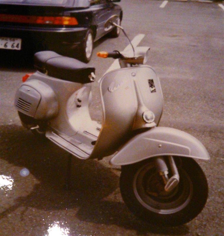ベスパ 50s