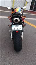 micchiyさんのCBR1000RR(SC57)後期 リア画像