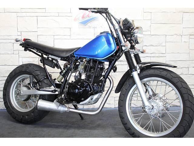 ヤマハTW200