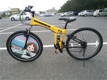 タカヤス@戦車道初段さんのマウンテンバイク 左サイド画像