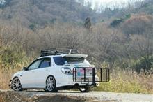 ゆーな@いろはすおじさんさんのインプレッサ スポーツワゴン WRX 左サイド画像