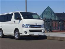 shinji-さんの愛車:トヨタ ハイエースバン