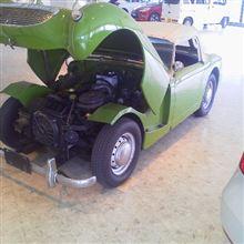 ムッシュ99tさんのヒーレー・スプライト Mk-I 左サイド画像