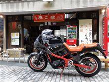 一姫ユウノさんのGSX400X インパルス メイン画像