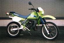 ムロちんさんのKMX200 左サイド画像