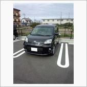 中松モータース さんの愛車「トヨタ ポルテ」