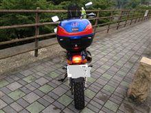 enjoy bikeさんのAX-1 リア画像