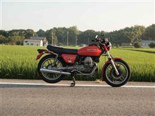 roadkingさんのモトグッツィV35 左サイド画像