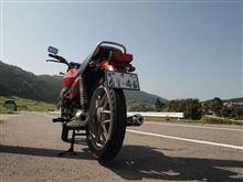 roadkingさんのモトグッツィV35 リア画像