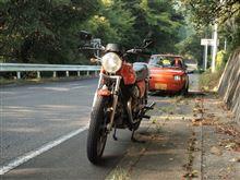 roadkingさんのモトグッツィV35 インテリア画像