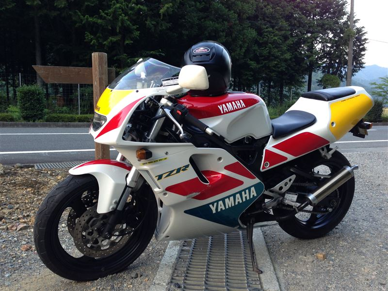 capitalさんのTZR250RS
