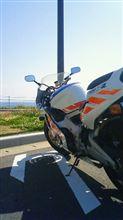 GoTaさんのCBR400RR-N リア画像