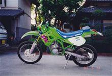 セブンス太郎さんのKDX250SR メイン画像