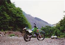 セブンス太郎さんのKDX250SR 左サイド画像