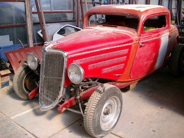 化石燃料LOVEさんの'34 フォード