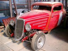 化石燃料LOVEさんの'34 フォード メイン画像