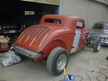化石燃料LOVEさんの'34 フォード リア画像