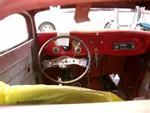 化石燃料LOVEさんの'34 フォード インテリア画像