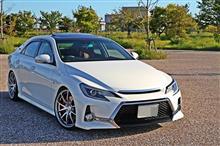 ヤスユキさんの愛車:トヨタ マークX G's